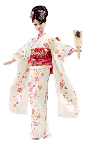 Fashion Doll Collectors Club Of Great Britain Japanese Dolls